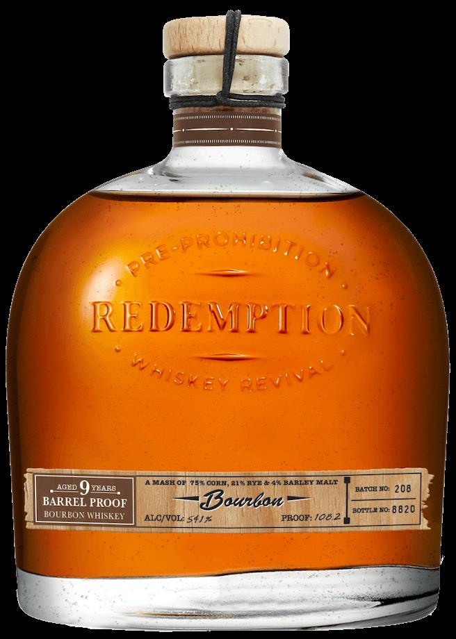 9 year bourbon whiskey