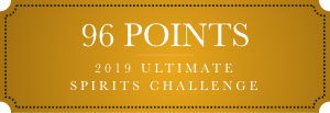 96 points 2019 ultimate spirits challenge