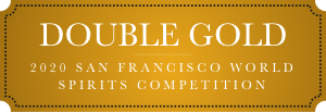 double gold 2020 san francisco world spirits competition