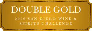 double gold 2020 san diego wine and spirits challenge