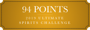94 points 2019 ultimate spirits challenge