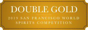 double gold 2019 san francisco world spirits competeition