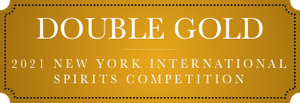 double gold 2021 new york international spirits competition