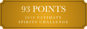 93 points 2019 ultimate spirits challenge