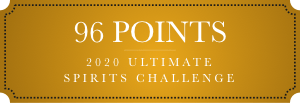 96 points 2020 ultimate spirits challenge