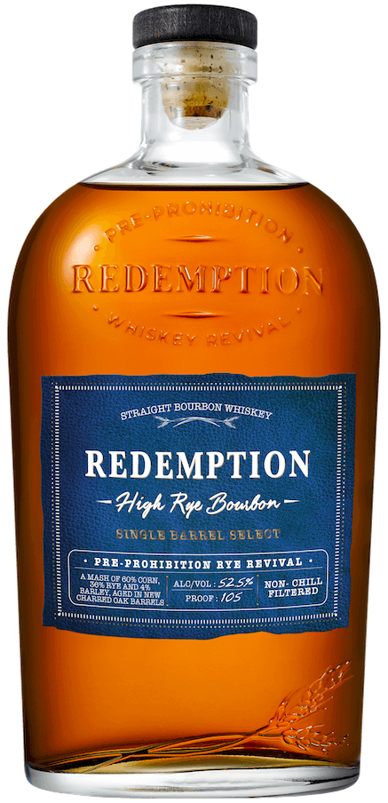 high rye bourbon single barrel