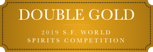 double gold 2019 sf world spirits competition